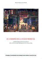 Papel El Gobierno De La Ciudad Medieval