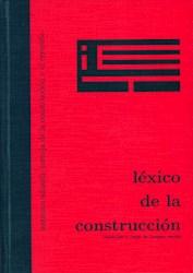 Papel Léxico De La Construcción