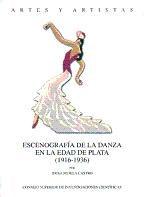 Papel Escenografía De La Danza En La Edad De Plata (1916-1936)