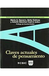 Papel CLAVES ACTUALES DE PENSAMIENTO