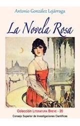 E-book La novela rosa