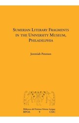 E-book Sumerian literary fragments in the University Museum, Philadelphia