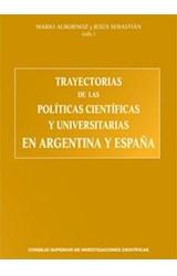 E-book Trayectorias de las políticas científicas y universitarias en Argentina y España