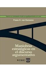 E-book Maniobras estratégicas en el discurso argumentativo