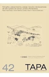 E-book Petroglifos, paleoambiente y paisaje: Estudios interdisciplinares del arte ruprestre de Campo Lameiro