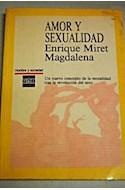 Papel AMOR Y SEXUALIDAD (HOMBRE Y SOCIEDAD)