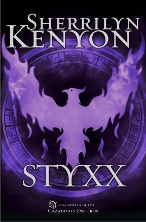 E-book Styxx (Cazadores Oscuros 23)