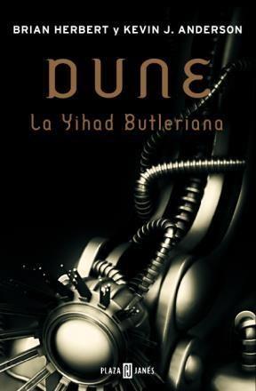E-book La Yihad Butleriana (Leyendas De Dune 1)