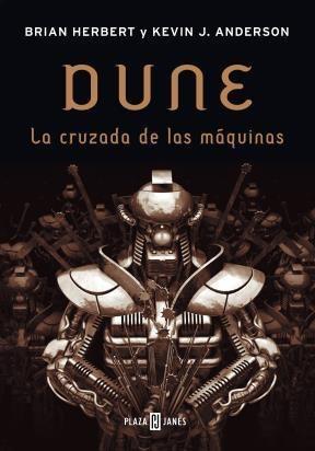 E-book La Cruzada De Las Máquinas (Leyendas De Dune 2)