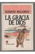 Papel GRACIA DE DIOS (COLECCION LITERARIA)