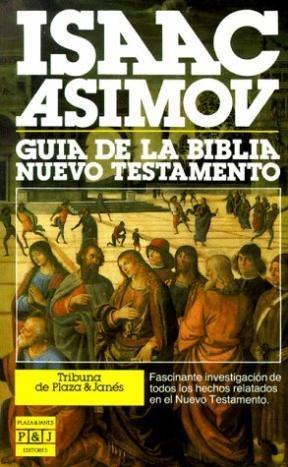 Papel Guia De La Biblia Nuevo Testamento