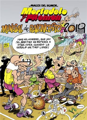 E-book Mortadelo Y Filemón. Mundial De Baloncesto 2019 (Magos Del Humor 200)
