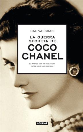 E-book La Guerra Secreta De Coco Chanel