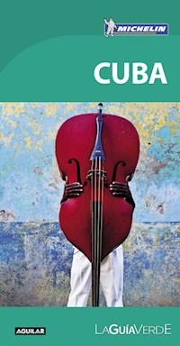 Libro Cuba (La Guia Verde 2016)