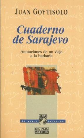 Papel Cuaderno De Sarajevo. Anotaciones De Un Viaje A La Barabarie
