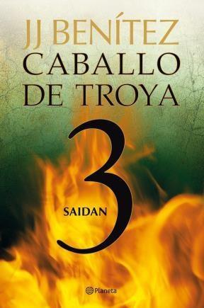E-book Saidan. Caballo De Troya 3