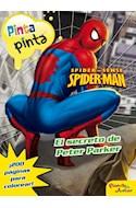 Papel SECRETO DE PETER PARKER SPIDER SENSE SPIDERMAN (PINTA P  INTA) (200 PAGINAS PARA COLOREAR)