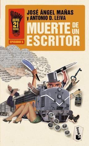 E-book Muerte De Un Escritor