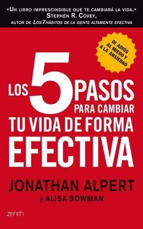 E-book Los 5 Pasos Para Cambiar Tu Vida De Forma Efectiva