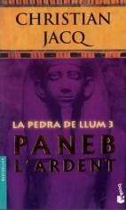 Papel Paneb El Ardiente. Piedra De La Luz 3, La