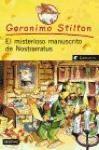 Papel G Stilton 3 - Misterioso Manuscrito Nostrarrat