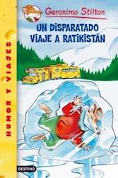 Papel G Stilton 5 - Un Disparatado Viaje A Ratikista