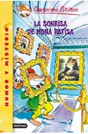 Papel SONRISA DE MONA RATISA (GERONIMO STILTON 6)