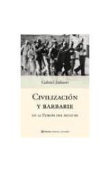 Papel CIVILIZACION Y BARBARIE