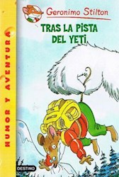 Papel G Stilton 15 - Tras La Pista Del Yeti