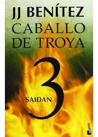 Papel Saidan. Caballo De Troya 3
