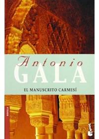 Papel El Manuscrito Carmesi