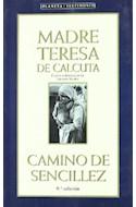 Papel CAMINO DE SENCILLEZ [10 EDICION] (SERIE TESTIMONIO)