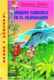 Papel ¡Que Miedo En El Kilimanjaro! (26)