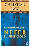 Papel PIEDRA DE LUZ 1 NEFER EL SILENCIOSO (BESTSELLER)