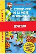 Papel EXTRAÑO CASO DE LA NOCHE DE HALLOWEEN (GERONIMO STILTON 29)