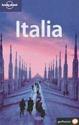Papel Guia De Italia Lonely Planet Spanish