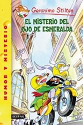 Papel G Stilton 33 - El Misterio Del Ojo Esmeralda
