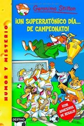 Papel G Stilton 35 - Un Superratonico Dia De Campeonato