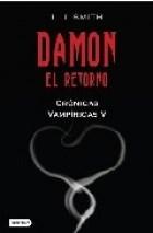 Papel Cronicas Vampiricas V Damon El Retorno