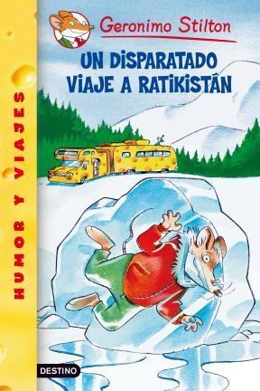 E-book Un Disparatado Viaje A Ratikistán