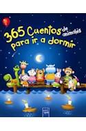 Papel 365 CUENTOS DE ANIMALES PARA IR A DORMIR (CARTONE)