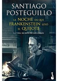 Papel La Noche En Que Frankenstein Leyó El Quijote