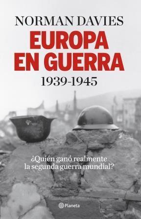 E-book Europa En Guerra 1939-1945