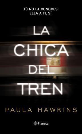E-book La Chica Del Tren