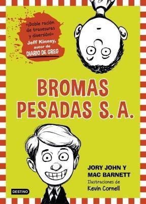 E-book Bromas Pesadas S. A.