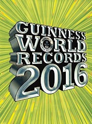 Papel Guinness World Records 2016