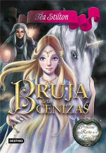 E-book Bruja De Las Cenizas