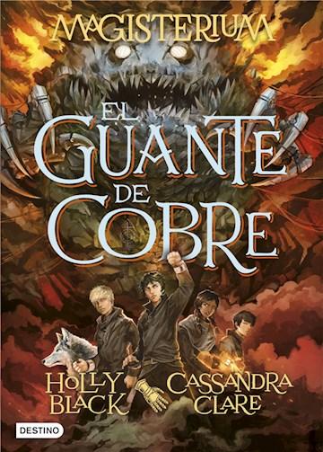 E-book Magisterium. El Guante De Cobre