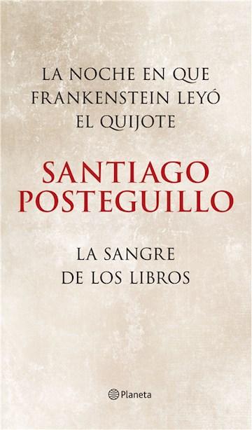 E-book La Noche En Que Frankenstein Leyó El Quijote + La Sangre De Los Libros (Pack)