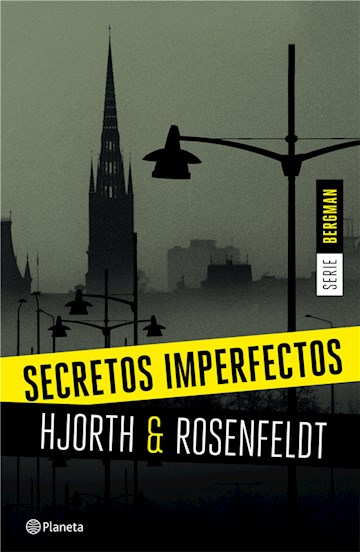 E-book Secretos Imperfectos (Serie Bergman 1)